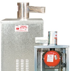 Flue Kits for Enviromax Condensing Boilers Only 20-35KW