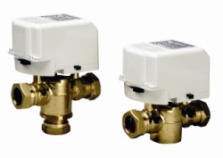 Drayton 3 port diverter valve