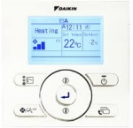 DAIKIN BRC1E53A WIRED REMOTE CONTROLLER