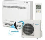 DAIKIN FVXS25F-RXS25L 2.5 KW FLOOR MOUNTED INVERTER