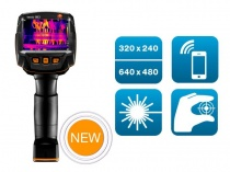 Testo 883 Thermal Imaging Camera