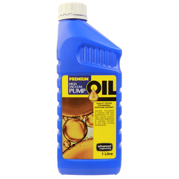 Advanced Engineering S145023GB Vacuum Pump Oil 1 Litre