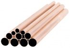 3M Length Copper Tube - Available in 3/8'', 1/2'', 5/8'', 3/4'', 7/8'', 1-1/8''