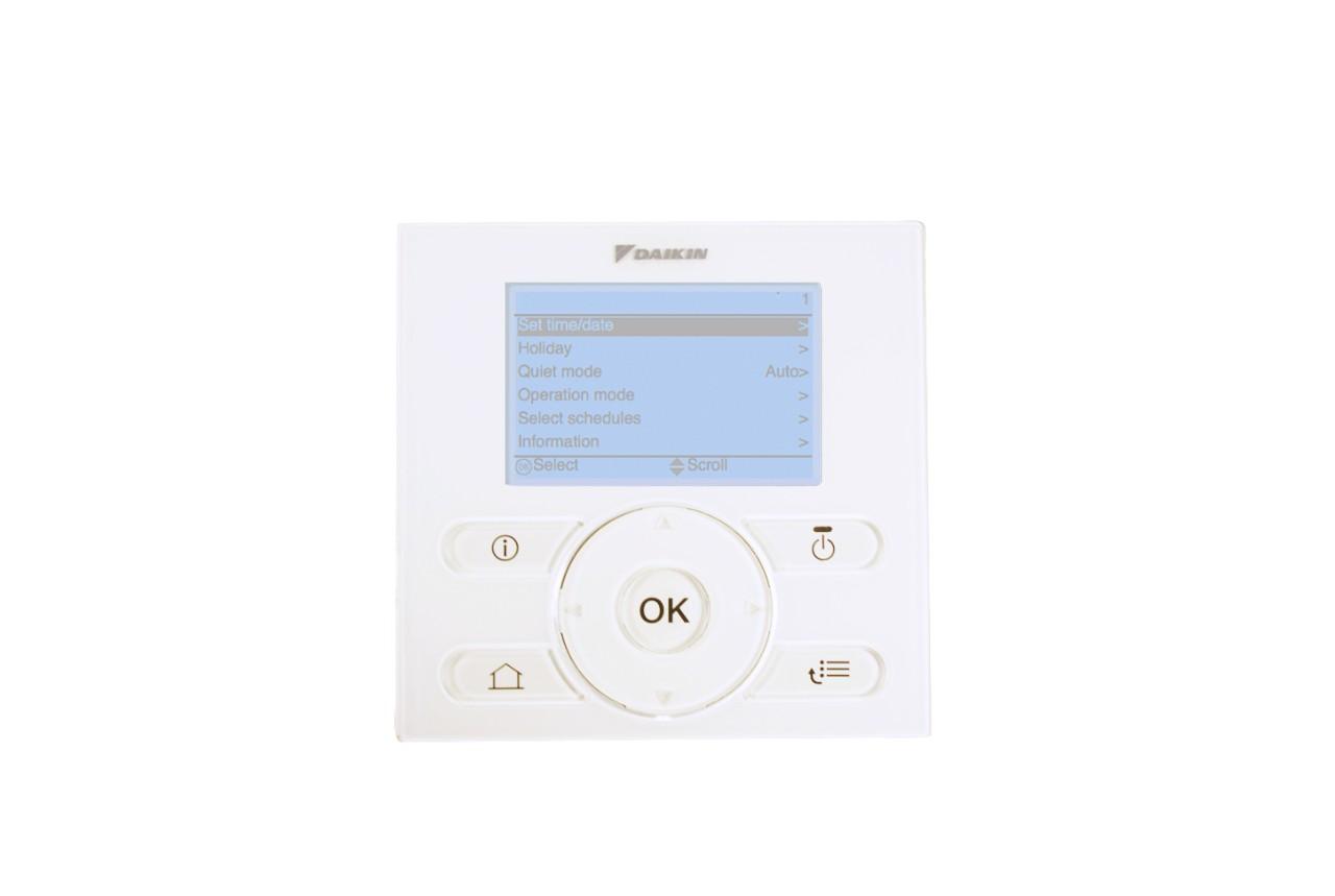 Daikin Altherma EKRUCBL2 Low Temperature User Interface