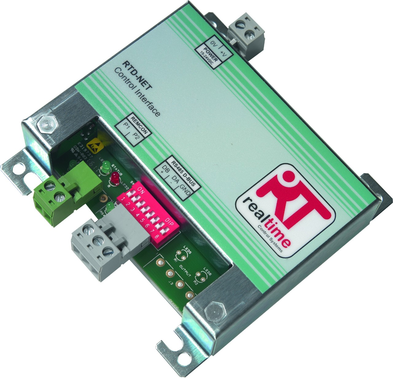 Daikin RTD-NET/UK FB2 Modbus Interface PCB For Sky Air And Vrv