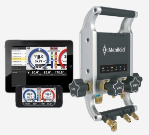 Imperial iManifold™ Wireless Digital Manifold