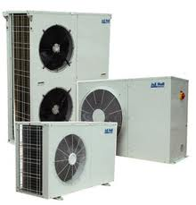 JE Hall  JEHS-0200-B2-M-1FUSION SCROLL CONDENSING UNIT