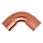 Copper 90 Degree Short Radius Elbow