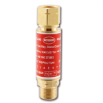 Javac 50921 Flashback Arrestor Fuel Gas