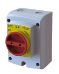 BBJ Rotary Isolator 4 Pole IP66 - Available in 20, 32 & 40 Amp