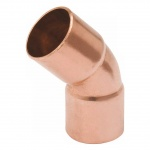 Copper 45 Degree Elbow