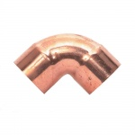 Copper 90° Short Radius Elbow