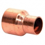 Copper FxC Fitting Reducer 3/8'' x 1/4''