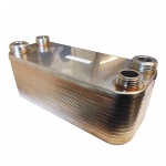 Firebird ACC025PHE Plate Heat Exchanger - 25