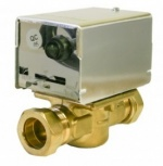 Climate Controls 2 Port Zone Valve 22mm