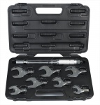 Javac JAV-TW8 Javac Torque Wrench 8 Pieces Including Case