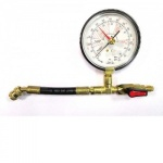 Rothenberger Nitrogen Pressure Test Gauge