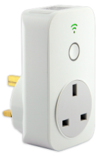 Wi-Fi Plug-In Time Switch