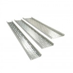 3M Cable Tray Medium Duty Pre-Galvanised
