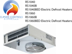 Rivacold Rs1040 Series Small Panel Ceiling Unit Cooler
