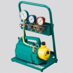 Refco 10956 Charging Station Complete R134A With Rl-4 Vacuum Pump