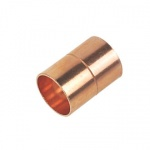 Straight Copper Coupler C x C