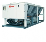 Trane Rental Air-Cooled Helical-Rotary Chillers Series R 297-642kW