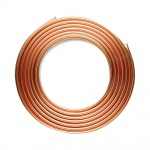 Lawton Tube 30M Coil Of Copper - Available in 1/4'', 3/8'', 1/2'', 5/8'', 3/4''
