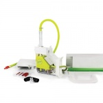 Aspen Silent+ Mini Lime Condensate Pump With Slimline Trunking