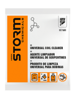 Storm Chemicals SC7580 Universal Coil Cleaner Powder - 1 Ltr Sachet